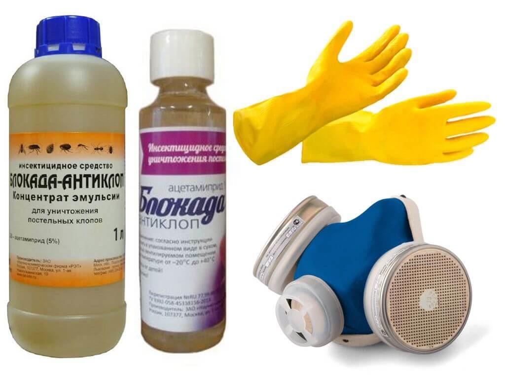 Подробный обзор эффективных средств для борьбы с клопами: магазинные препараты, народные рецепты, советы как выбрать
